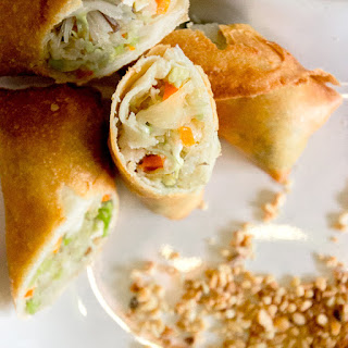 Thai Fried Spring Rolls Recipes