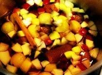 Ponche Navideño- Christmas Fruit Punch Recipe