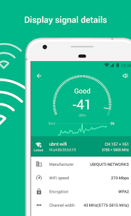 WiFiman: Find nearby WiFi APs and run speed test (MOD, No-Ads) v1.5.2 2