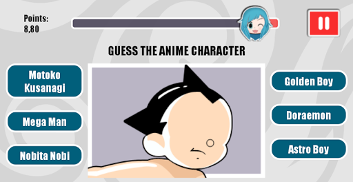 Quiz Time Anime