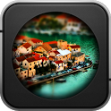 Awesome Miniature - Tilt Shift icon