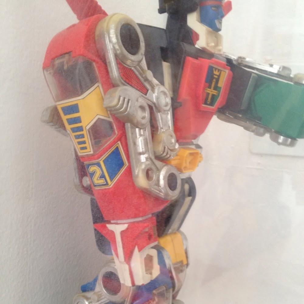 Voltron Mattel originale anni 80