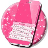 Keypad Skin Colors Pink