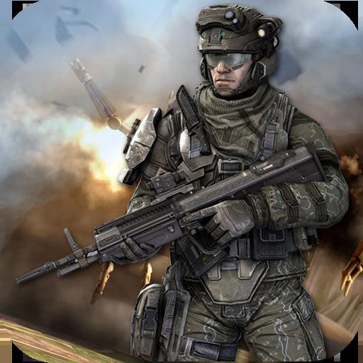 Mountain Commando Sniper Shooter: Swat Gun Strike