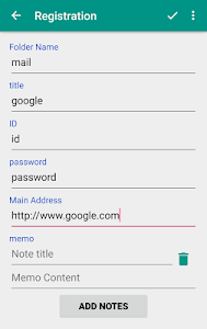 Password Manager - J keeper screenshot 1