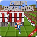 Craft Pixelmon Run Icon