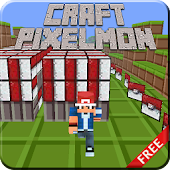 Craft Pixelmon Run