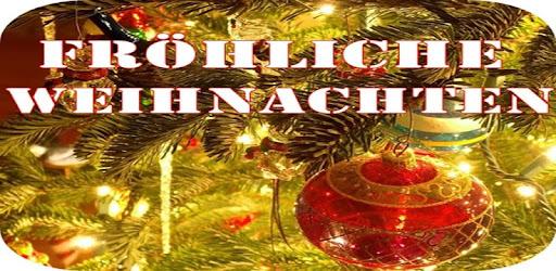 Fröhliche Weihnachten – Apps bei Google Play