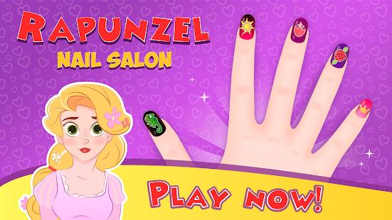 Rapunzel nail salon - náhled