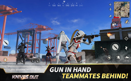Knives Out-No rules, just fight! modavailable screenshots 9
