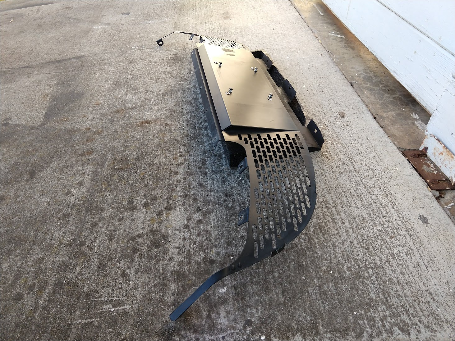 GRP Eliminator Panel + OEM Diffuser/Rear Panel/Muffler (SF ...