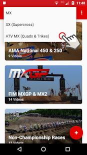 MX Videos - náhled