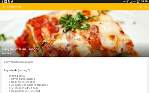 Diabetic food recipes free android apps on google play screenshot thumbnail diabetic food recipes free forumfinder Images