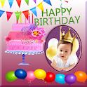 Happy Birthday Wishes & Photo Frames icon