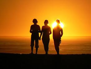 Photo: Greymouth, Sunset