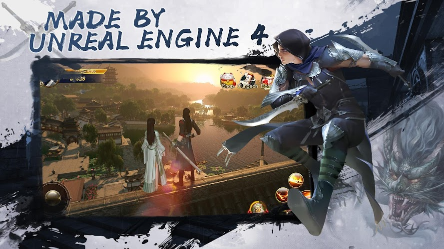 Download Legend of Wuxia: 3D MMORPG - ASIAN APK latest version game