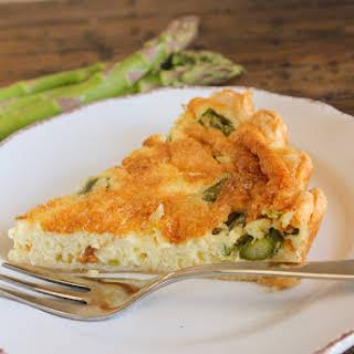 Vegetarian Quiche Asparagus Recipes.