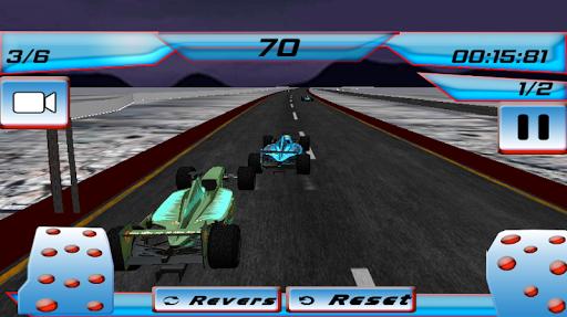 無料赛车游戏Appのプロフォーミュラカーのライバル 記事Game