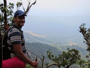 Photo: What a view from the top of western ghats