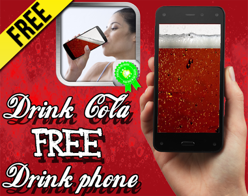 Drink Cola FREE - Drink phone