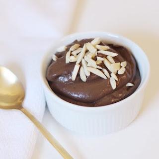 Choco-Avocado Pudding.