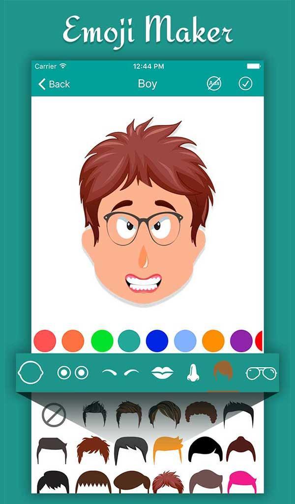 Emoji Maker - Your Personal Emoji Screenshot 12