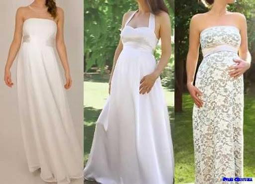孕媽媽連衣裙理念