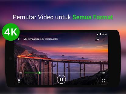 Pemutar Video Semua Format Mod