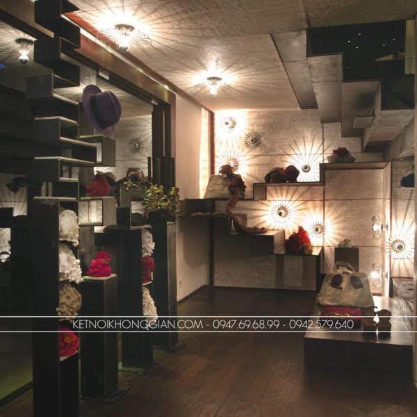 thiết kế shop thời trang biasa 6