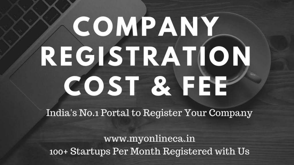 Company Registration Fees