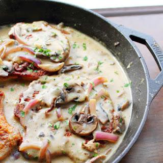 Mushroom Gravy With Heavy Cream Recipes
