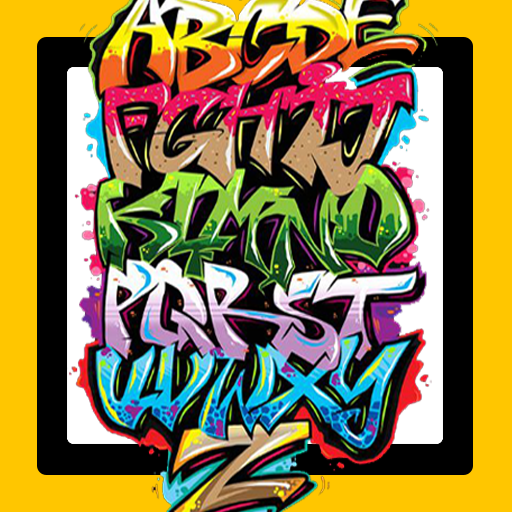 Graffity Letters A-Z