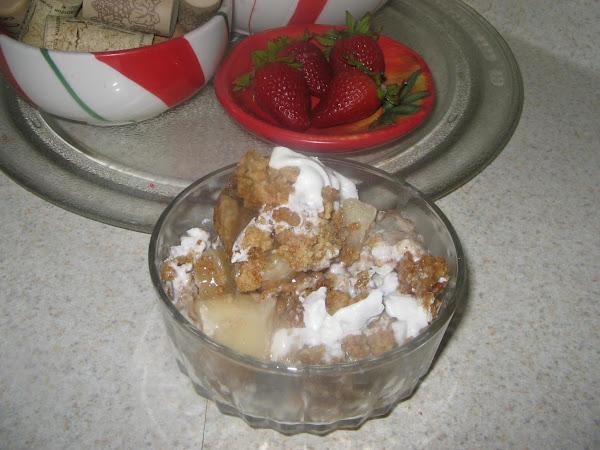 Grape Nuts Apple Crisp Recipe