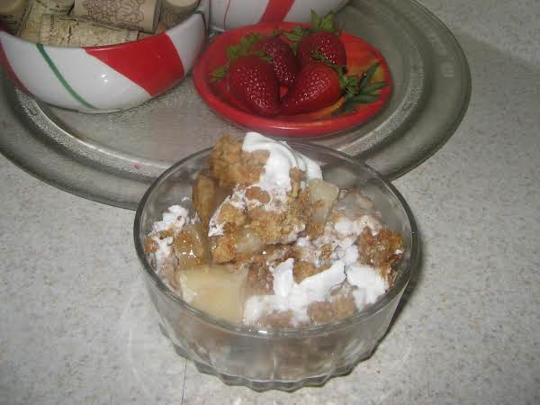 Grape Nuts Apple Crisp Recipe
