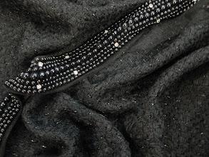 Photo: Ткань :Шанель ш.140см цена 8000руб.           Оттделочная тесьма ш.0,6см.цена 2000руб.