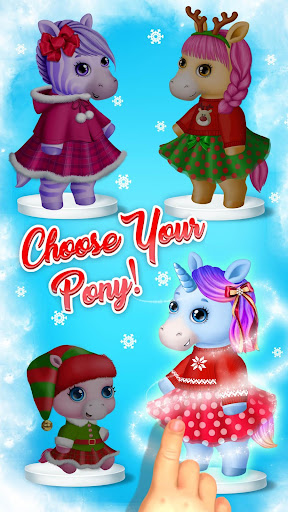 Pony Sisters Christmas - Secret Santa Gifts screenshots 2