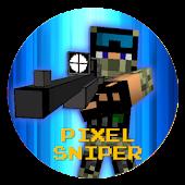 Download Pixel Sniper Zombie Apocalypse APK to PC