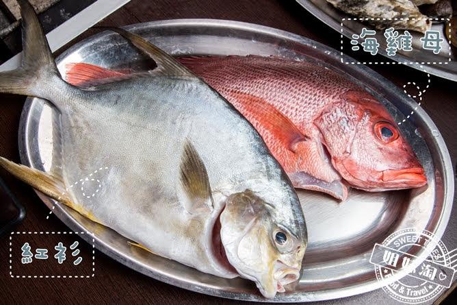 進吉泰國蝦海鮮炭烤吃到飽烤鮮魚