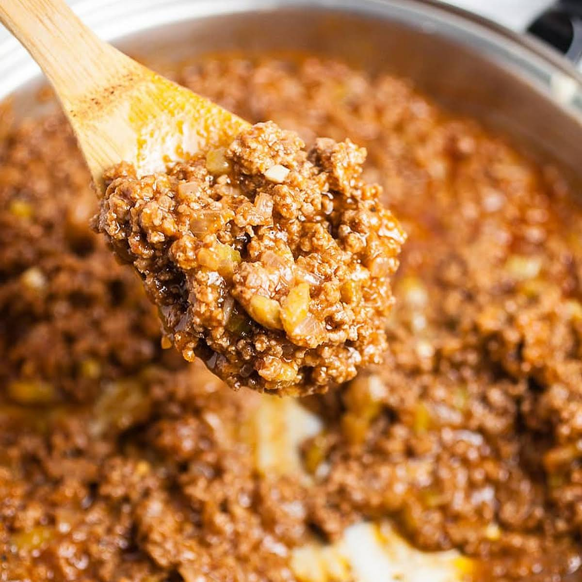Homemade Sloppy Joe Sauce