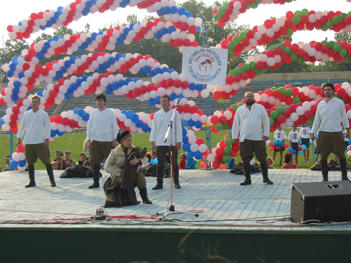Фестиваль в Беларуссии