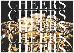 Champagne Cheers - New Year's item