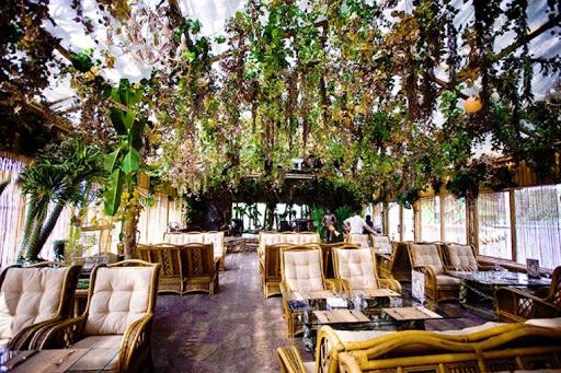 Зал для свадьбы в Малибу за городом в Подмосковье