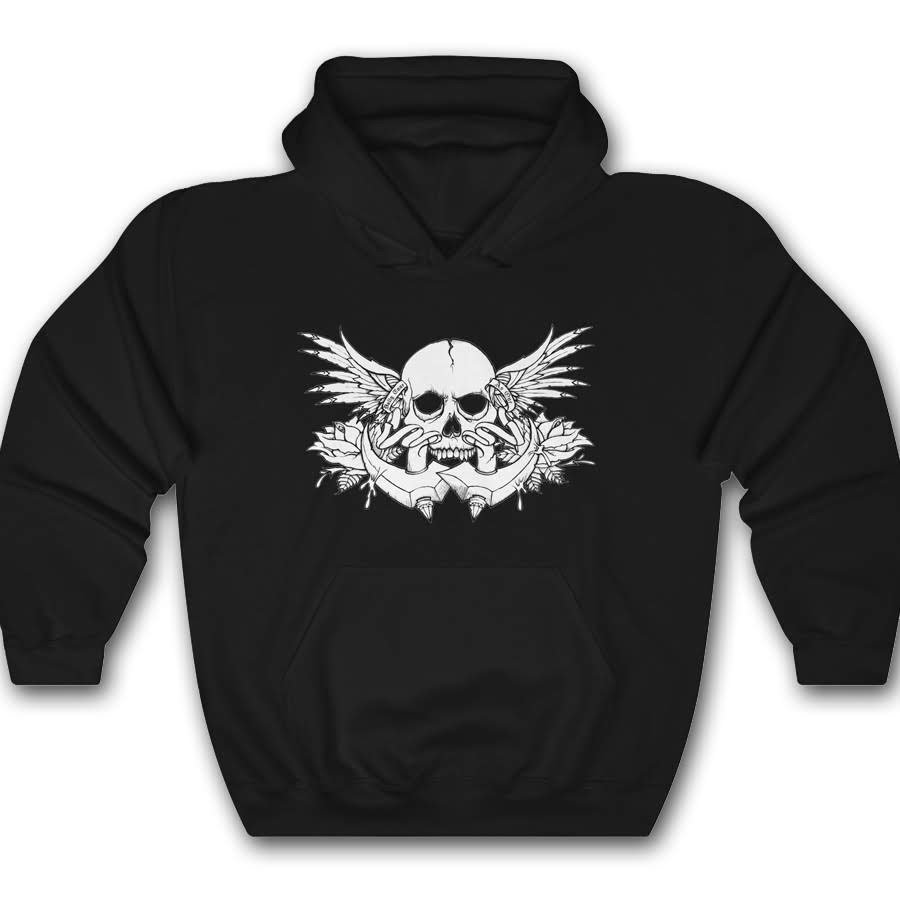 "Daily Tune ""As One"" Unisex Heavy Blend™ Hooded Sweatshirt"