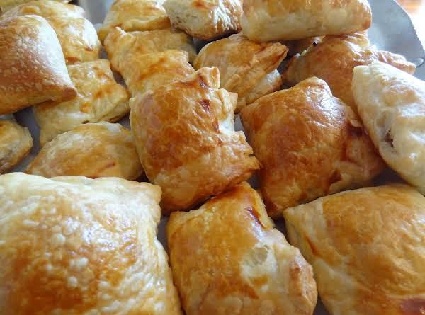 Pasteis De Carne – Savory Meat Puffs