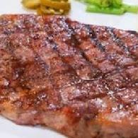 阿美利卡炭火原味牛排