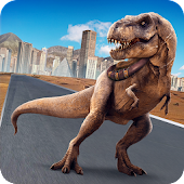 Dinosaur SIM: Urban Destroyer