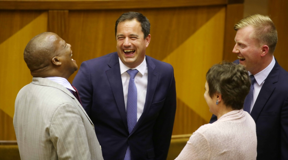 John Steenhuisen 'likely to be elected as interim leader' - SowetanLIVE