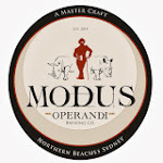 Logo of Modus Operandi Of The Hop