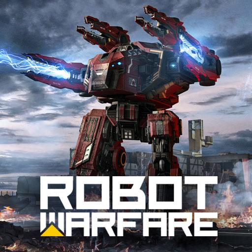 Robot Warfare: Robot games Icon