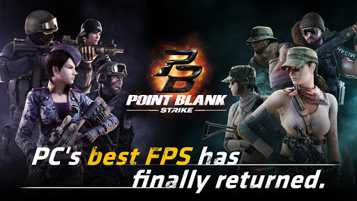 Point Blank: Strike 2.2.5 screenshots 1